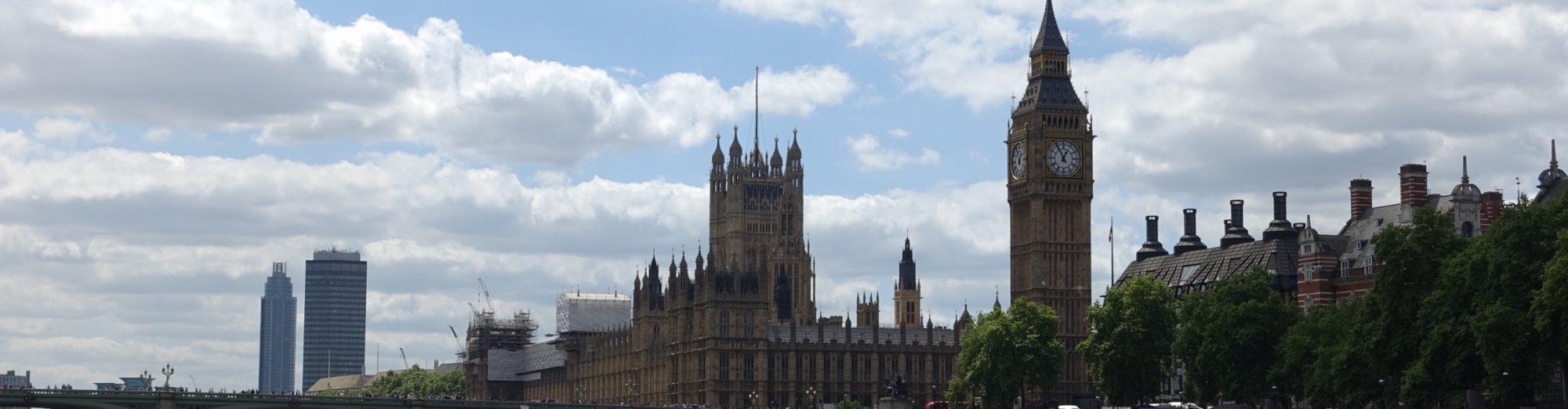 ロンドンで暮らす、旅する